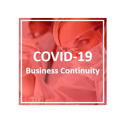 COVID-19 ETAP-Lab Business continuity